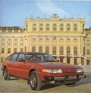 Rover 3500 (1976)