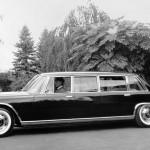 Mercedes-Benz 600 Pullman Limousine (4 portes, 1963)