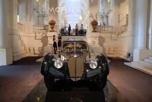 Bugatti 57 Atlantic (1938) © Vincent Desmonts