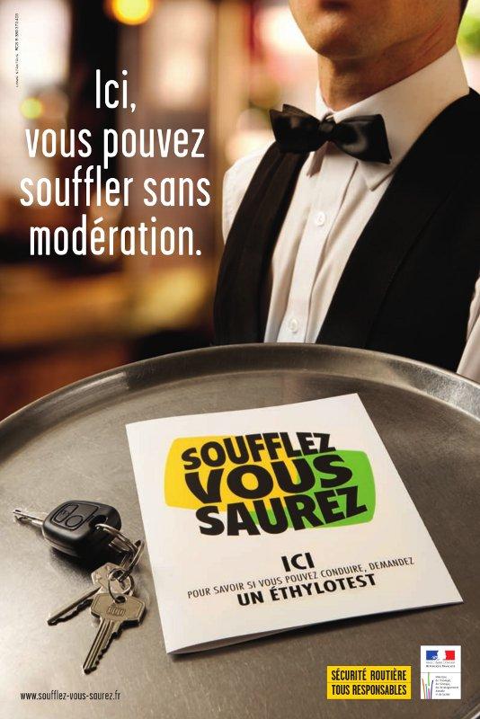 Campagne de la Sécurité routière (juillet 2010)