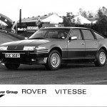 Rover Vitesse (fin 1982)