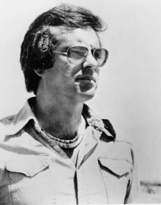 Malcolm Bricklin dans les années 70.