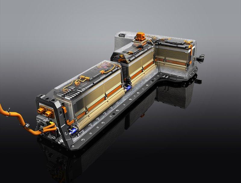 Le pack de batteries de la Chevrolet Volt