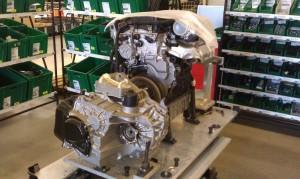 Le moteur VR6 et la boîte DSG sont d'origine Volkswagen © Vincent Desmonts