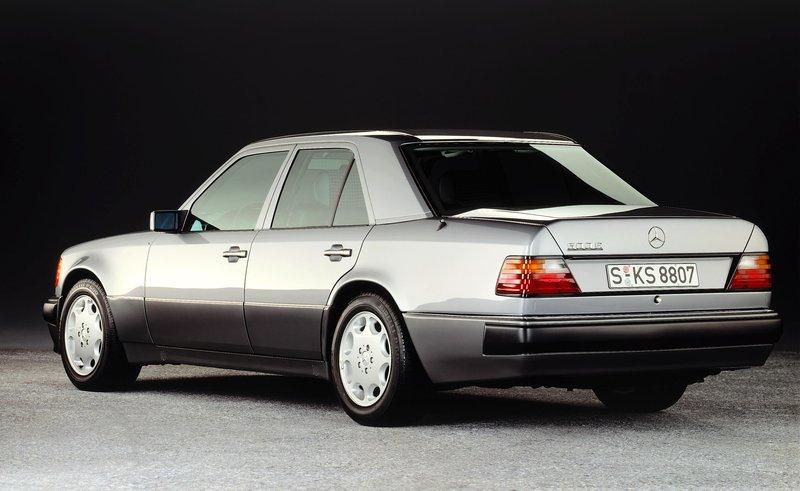 Mercedes 500 E (1990)