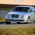 Mercedes E 500 Limited