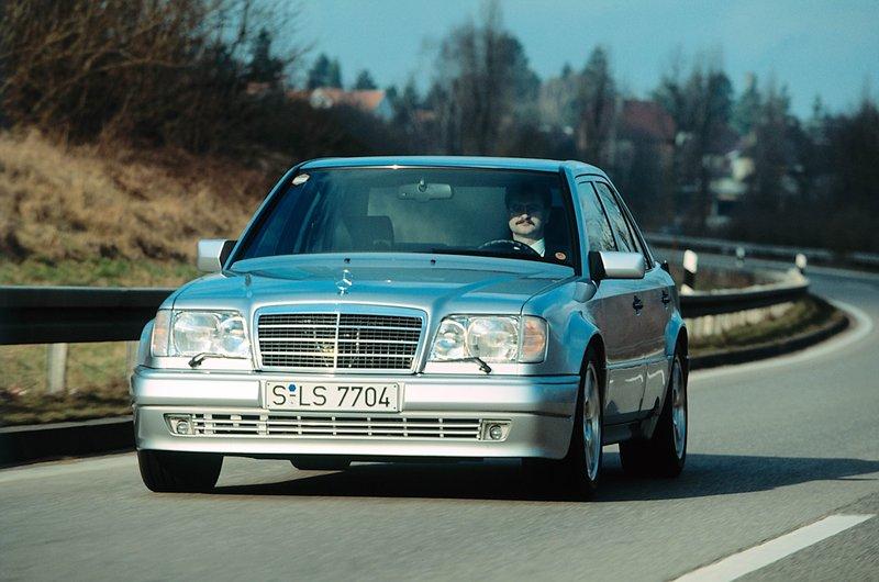Mercedes E 500 Limited