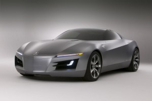 Acura ASCC Concept