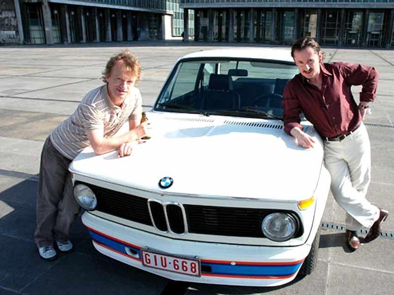 Stef et J.C. (Dominique Pinon et Jean-Luc Couchard)