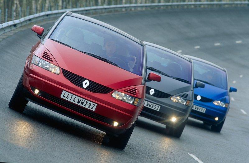 Renault Avantime (2001)