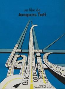 Trafic, de Jacques Tati (1971)