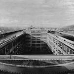 La piste d'essais du Lingotto dans les années 20