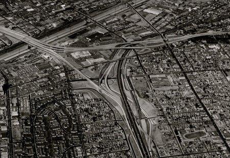 L'East Los Angeles Interchange, construit dans les années 60.