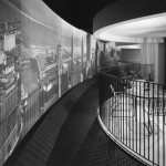 Marina City, appartement témoin (vers 1960)