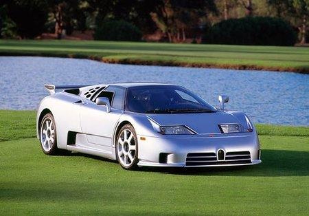 Bugatti EB110 America