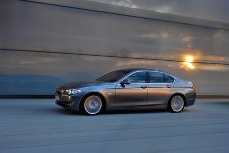 La BMW 525d ? Même pas mal : 218 ch, 126 g/km de CO2... et zéro malus !