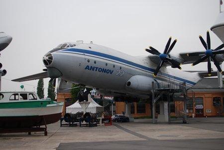 L'impressionnant Antonov-22