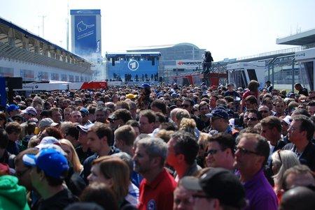 87 000 spectateurs pour le DTM à Hockenheim !