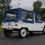 Citroën Méhari Azur (série limitée).
