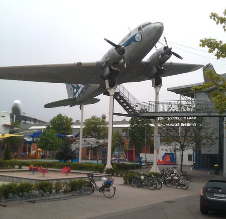Douglas DC3 d'Air France