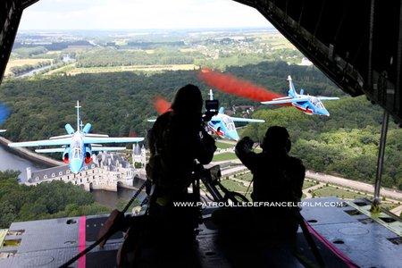 Patrouille de France - le film (© www.patrouilledefrancelefilm.com)