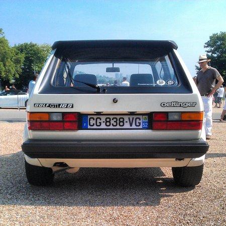 Golf GTI 16S MkI (préparation Oettinger)
