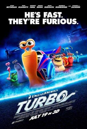 L'affiche de Turbo.