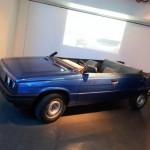 "La Renault 11 ""Cabriolet"" de ""Dangereusement vôtre"" (""A View to a Kill"", 1985)."