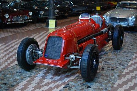 Maserati 6C 1934 (© Vincent Desmonts)