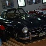 Mercedes 300 SL (© Vincent Desmonts)
