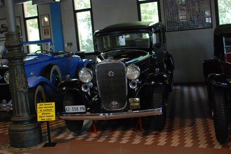 Cadillac 1931 (© Vincent Desmonts)
