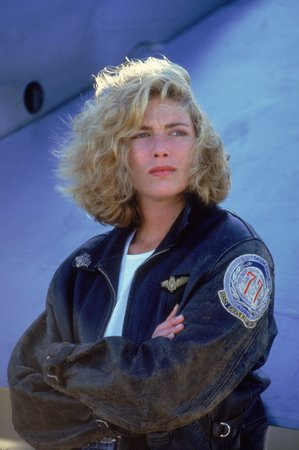 Kelly McGillis dans Top Gun (© Splendor Films)