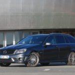 Les chroniques du V8 – chapitre 1 : ma nouvelle Mercedes C 63 AMG