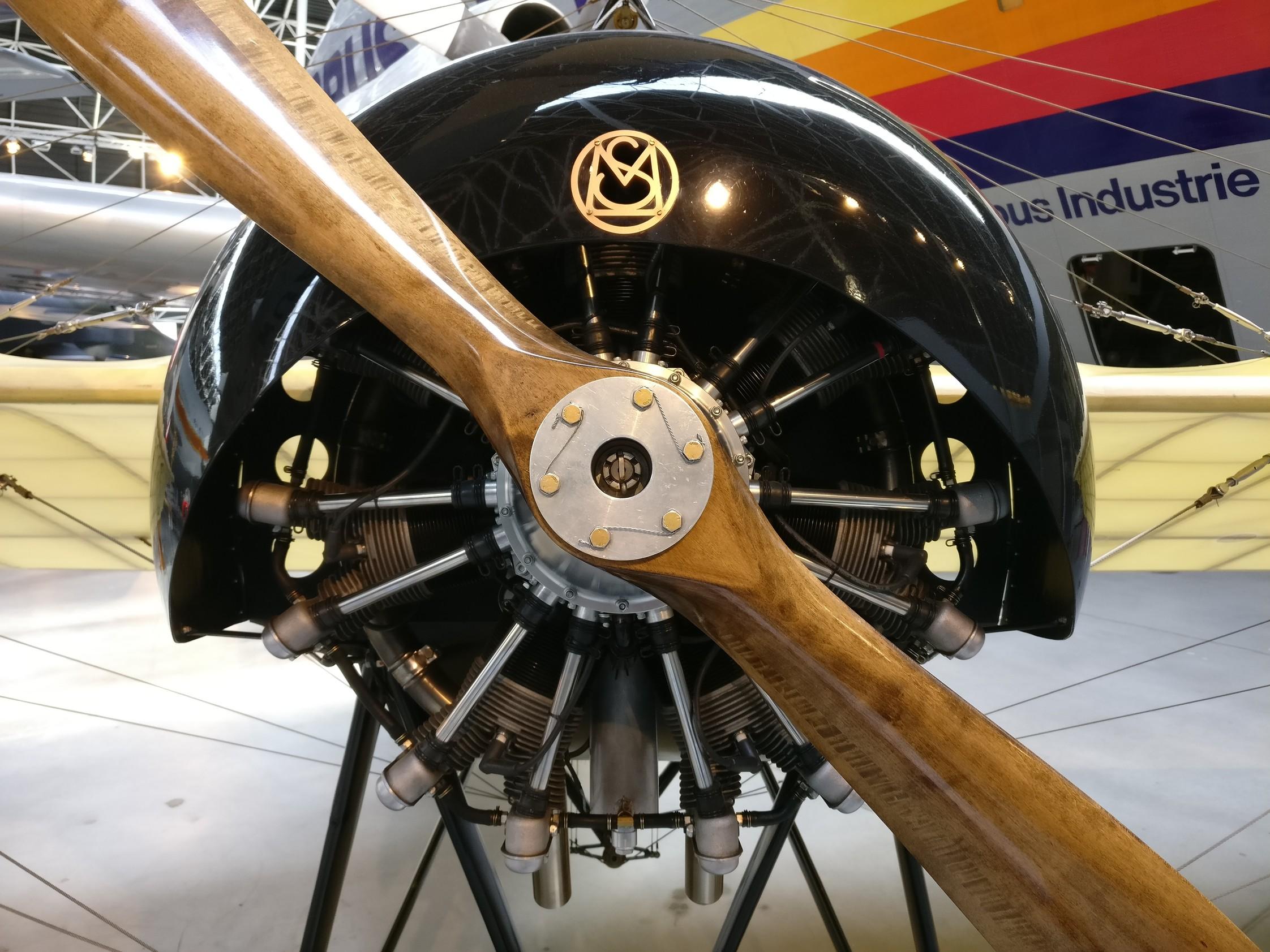 Morane-Saulnier Type G (réplique)