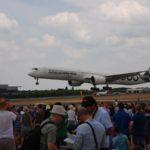 Farnborough : pèlerinage au plus grand salon aéronautique britannique
