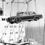 Mercedes 600, 1966.