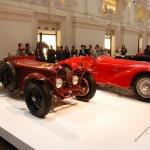 Alfa Romeo 8C 2300 Monza (1931) et Alfa Romeo 8C 2900 Mille Miglia (1938) © Vincent Desmonts