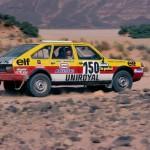 Renault 20 Turbo 4X4 des Frères Marreau