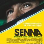 L'affiche française du film SENNA
