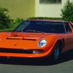 Lamborghini Miura Jota (1970)