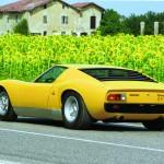 Lamborghini Miura P400SV (1971)