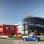 L'usine Artega à Delbrück