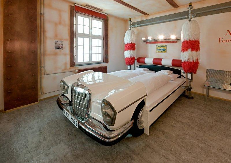 Une chambre du V8 Hotel © V8 Hotel
