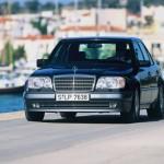Mercedes E 500 (1992)