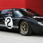 Ford GT40 Mk.II aux couleurs victorieuses au Mans en 1966