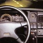 Oui, bon, côté présentation intérieure, c'était pas trop ça... (Opel Lotus Omega)
