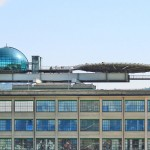 Rénové par Renzo Piano, le Lingotto accueille désormais un héliport et une salle de réunion sur son toit (CC dalbera/flickr)