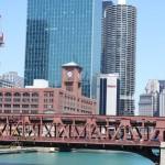La Chicago River et la Marina City © Vincent Desmonts