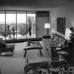 Un appartement de la Marina City dans les années 1960