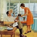 Une famille idéale ! Marina City, années 1960